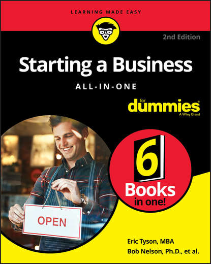 Фото - Eric Tyson Starting a Business All-in-One For Dummies matt thomas the smarta way to do business by entrepreneurs for entrepreneurs your ultimate guide to starting a business
