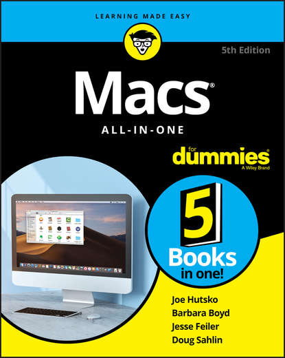 Doug Sahlin Macs All-in-One For Dummies недорого