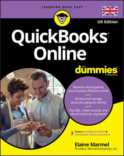 Фото - Elaine Marmel QuickBooks Online For Dummies (UK) cross cultural online instruction