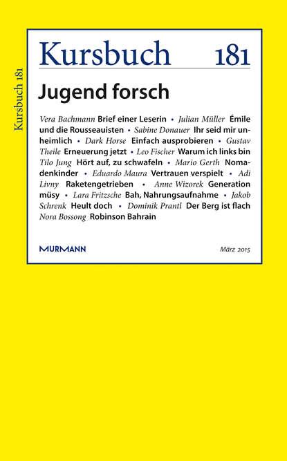 Kursbuch 181