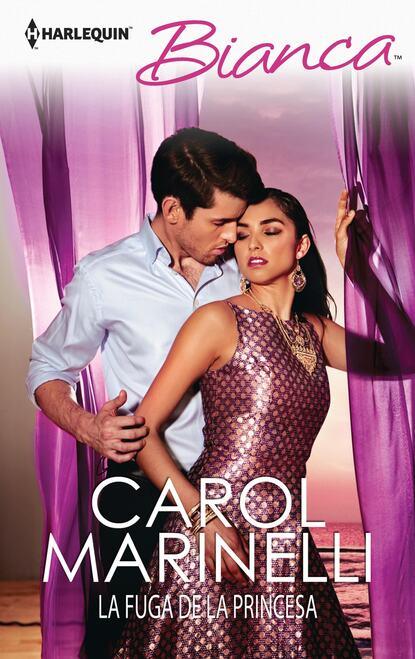 Carol Marinelli La fuga de la princesa carol marinelli napiszmy nowe zakończenie