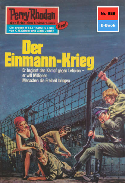 H.G. Francis Perry Rhodan 688: Der Einmann-Krieg h g francis perry rhodan 2236 der finger gottes