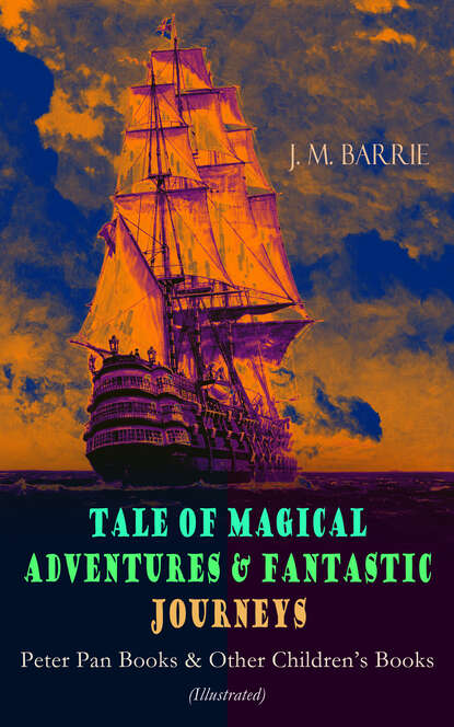 J. M. Barrie Tales of Magical Adventures & Fantastic Journeys – Peter Pan Books & Other Children's Books j m barrie inkwater classics peter pan