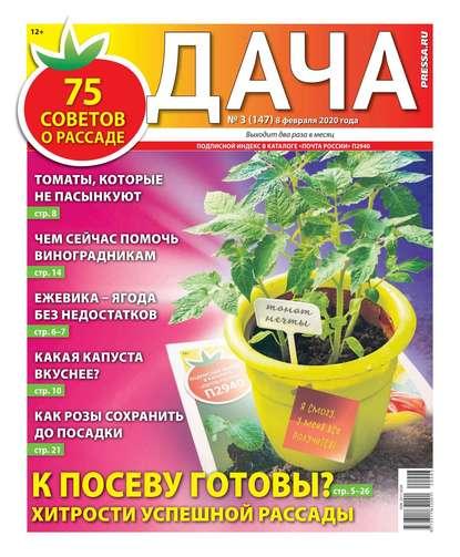 Дача Pressa.ru 03-2020