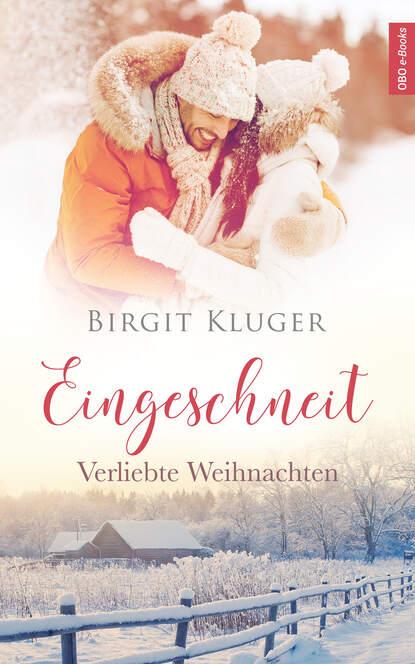 Birgit Kluger Eingeschneit