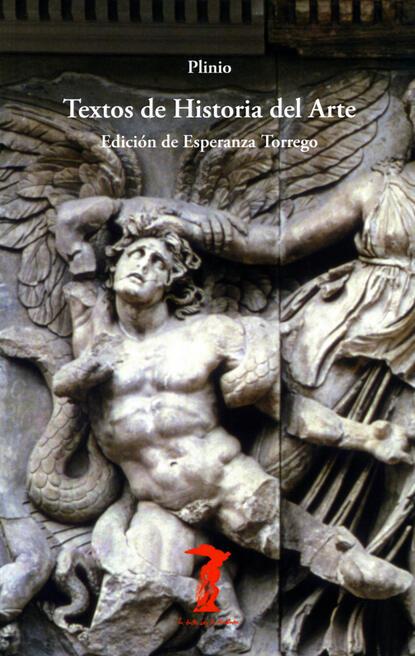 Plinio el Viejo Textos de Historia del Arte luis borobio navarro historia sencilla del arte