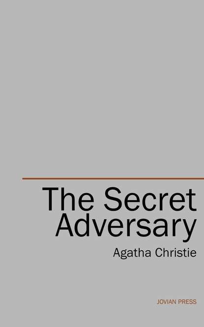 Агата Кристи The Secret Adversary агата кристи the secret adversary