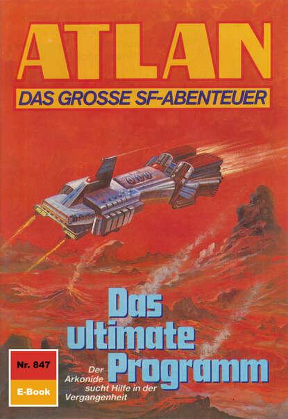 H.G. Ewers Atlan 847: Das ultimate Programm h g ewers atlan 681 das spielhöllenschiff