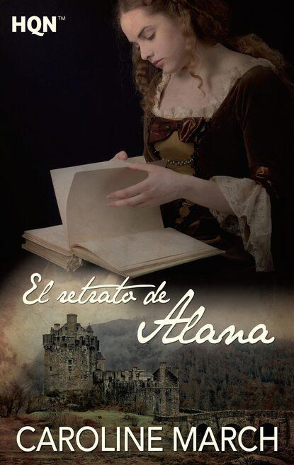 El retrato de Alana фото