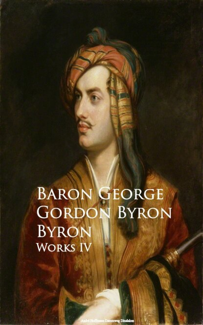 Baron George Gordon Byron Works IV недорого
