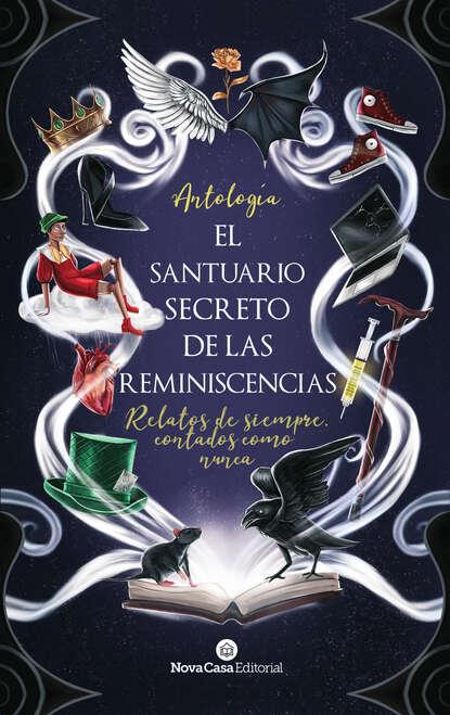 Фото - Varios autores El santuario secreto de las reminiscencias varios autores lecciones de derecho penal parte general