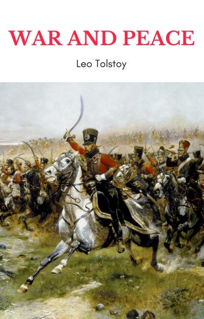 Фото - Leo Tolstoy War and Peace (Complete Version, Best Navigation, Active TOC) free shipping best quality new version