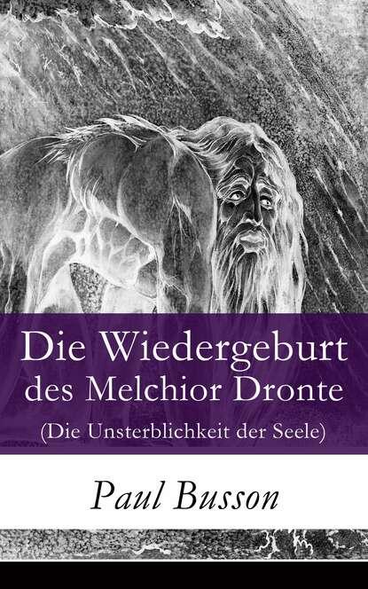 Paul Busson Die Wiedergeburt des Melchior Dronte (Die Unsterblichkeit der Seele) hanna fischer die kraft der seele
