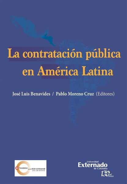 Varios autores La Contratación Pública en América Latina недорого