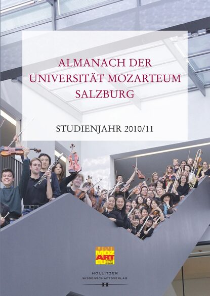 Группа авторов Almanach der Universität Mozarteum Salzburg недорого