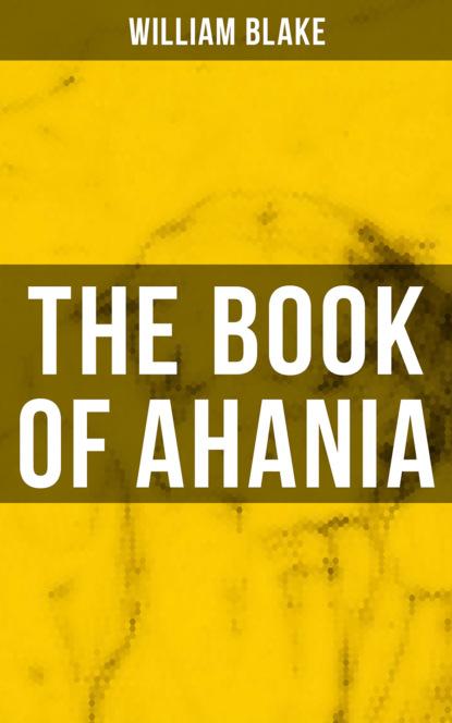 Фото - Уильям Блейк THE BOOK OF AHANIA уильям блейк the gates of paradise