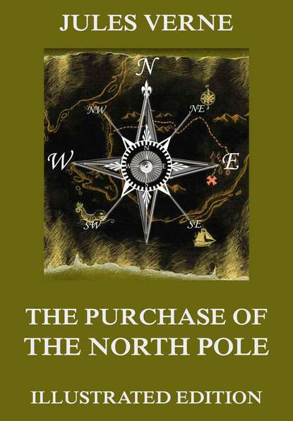 Jules Verne The Purchase Of The North Pole north pole pубашка