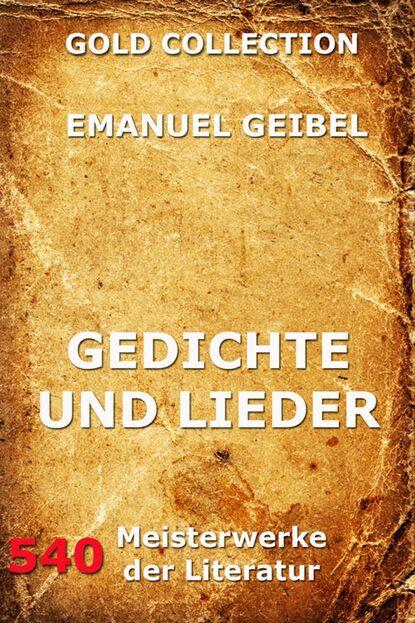 Emanuel Geibel Gedichte und Lieder catharina regina von greiffenberg geistliche lieder sonnette und gedichte