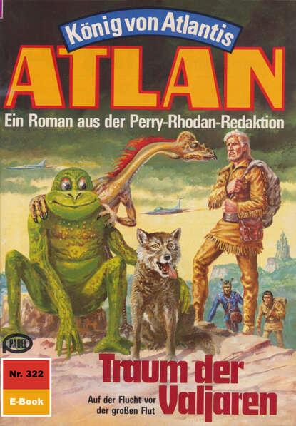 Horst Hoffmann Atlan 322: Traum der Valjaren horst hoffmann atlan 484 das ende der statthalter
