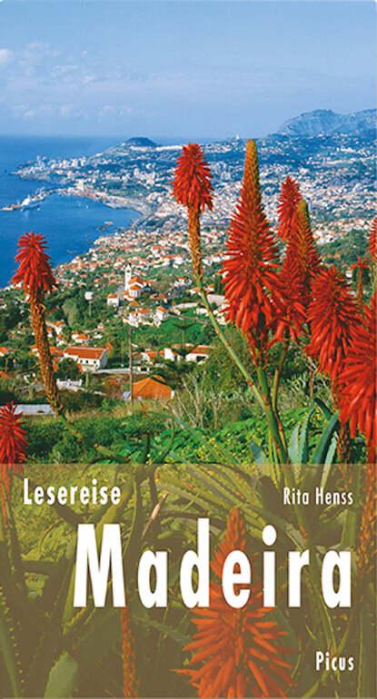 Rita Henss Lesereise Madeira