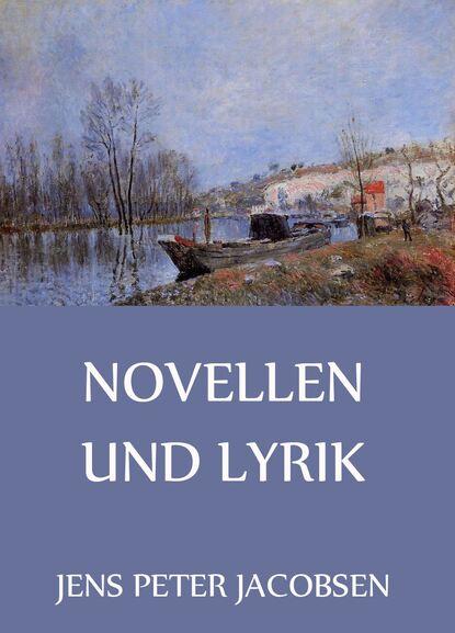 Jens Peter Jacobsen Novellen und Lyrik недорого