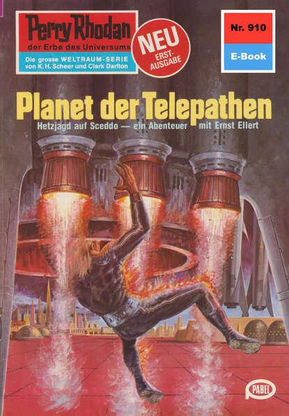 Perry Rhodan 910: Planet der Telepathen