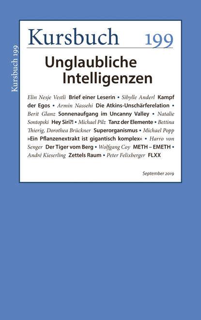 Группа авторов Kursbuch 199