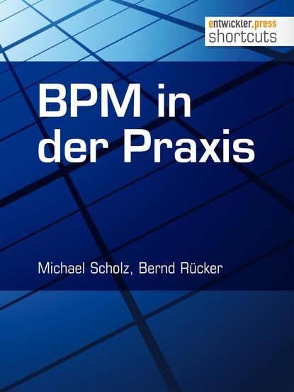 Michael Scholz BPM in der Praxis marc löffler retrospektiven in der praxis