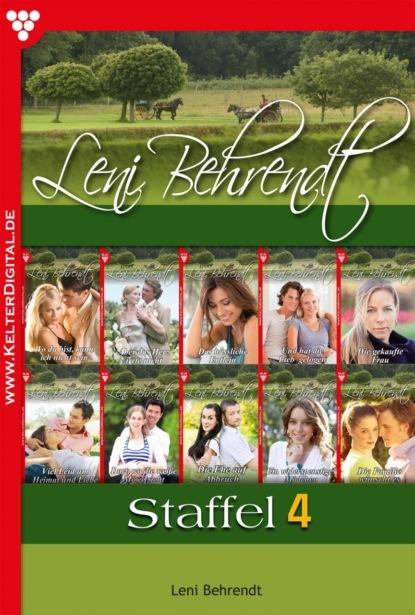 Leni Behrendt Leni Behrendt Staffel 4 – Liebesroman недорого