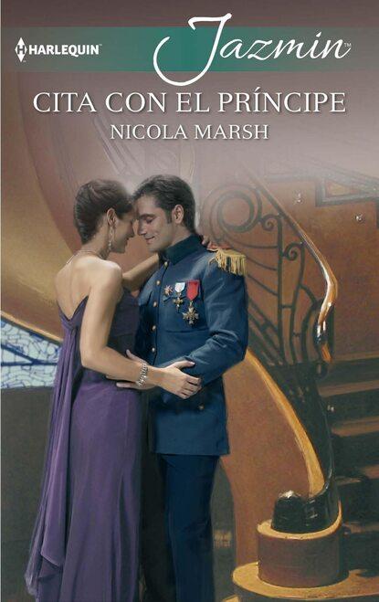 Nicola Marsh Cita con el príncipe недорого