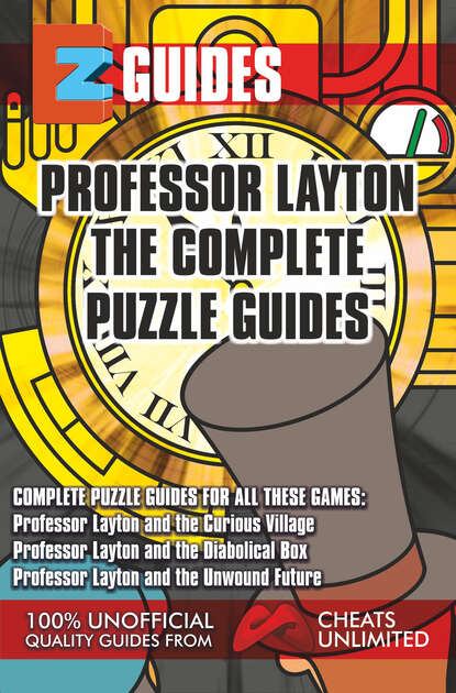 The Cheat Mistress Professor Layton The Complete Puzzle Guides