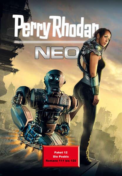 Kai Hirdt Perry Rhodan Neo Paket 12: Die Posbis недорого