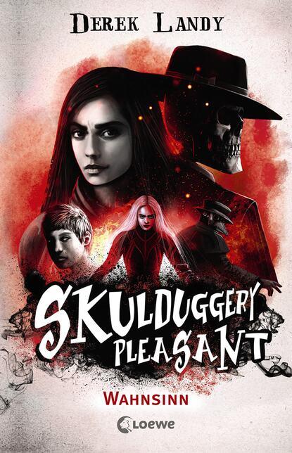 Derek Landy Skulduggery Pleasant - Wahnsinn derek landy mortal coil