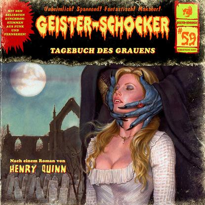 Henry Quinn Geister-Schocker, Folge 59: Tagebuch des Grauens недорого