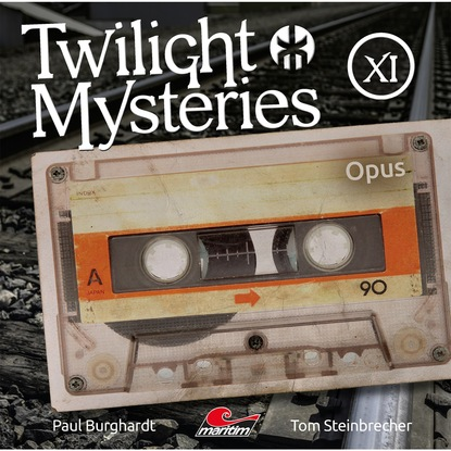 Фото - Paul Burghardt Twilight Mysteries, Die neuen Folgen, Folge 11: Opus paul burghardt twilight mysteries die neuen folgen folge 2 thanatos