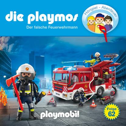 David Bredel Die Playmos - Das Original Playmobil Hörspiel, Folge 62: Der falsche Feuerwehrmann dennis richmann geschäftsprozessmanagement bei der feuerwehr