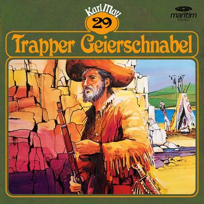 Karl May Karl May, Grüne Serie, Folge 29: Trapper Geierschnabel karl may karl may grüne serie folge 6 winnetou ii