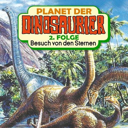 Hedda Kehrhahn Planet der Dinosaurier, Folge 2: Besuch von den Sternen