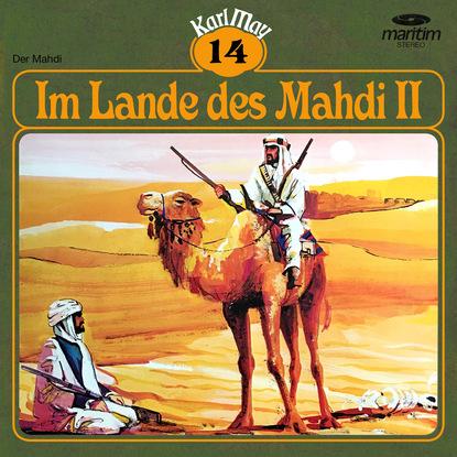 Karl May Karl May, Grüne Serie, Folge 14: Im Lande des Mahdi II karl may karl may grüne serie folge 6 winnetou ii
