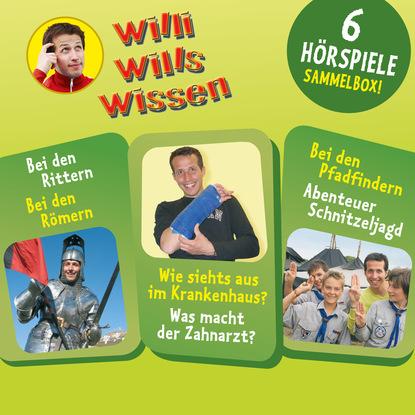 Florian Fickel Willi wills wissen, Sammelbox 3: Folgen 7-9 willi wegner mitternachtsstories von willi wegner nur für starke nerven folge 10 ungekürzt