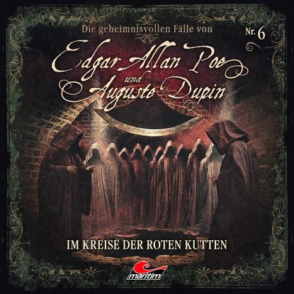 eckhard bausch die spur der weißen kreise Markus Duschek Edgar Allan Poe & Auguste Dupin, Folge 6: Im Kreise der roten Kutten