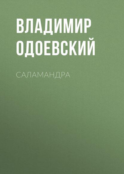 Фото - Владимир Одоевский Саламандра владимир одоевский смерть и жизнь