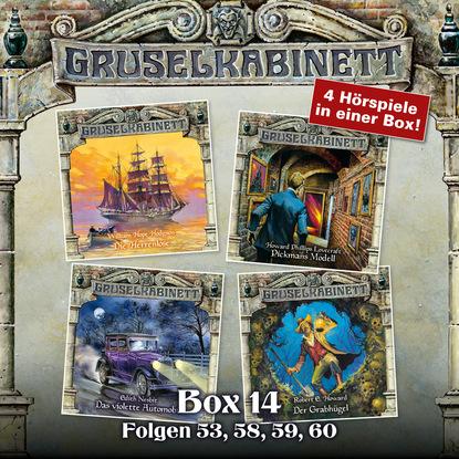 Gruselkabinett, Box 14: Folgen 53, 58, 59, 60