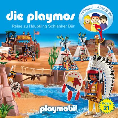 David Bredel Die Playmos - Das Original Playmobil Hörspiel, Folge 21: Die Reise zu Häuptling Schlanker Bär недорого