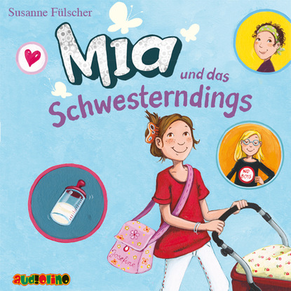 Susanne Fülscher Mia und das Schwesterdings - Mia 6 недорого