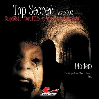 Ellen B. Crown Top Secret, Akte 2: Diadem блуза top secret top secret mp002xw18mci