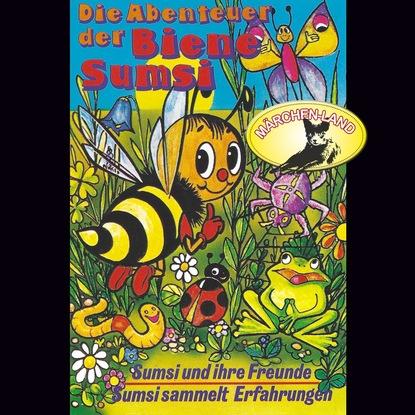 Фото - Rolf Ell Die Abenteuer der Biene Sumsi, Folge 1: Sumsi und ihre Freunde / Sumsi sammelt Erfahrungen mik berger lexikon der tiere folge 1 die vögel