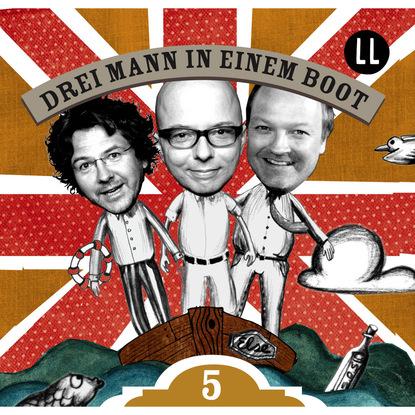 Katrin Wiegand Drei Mann in einem Boot, Episode 5 jerome k jerome drei mann in einem boot