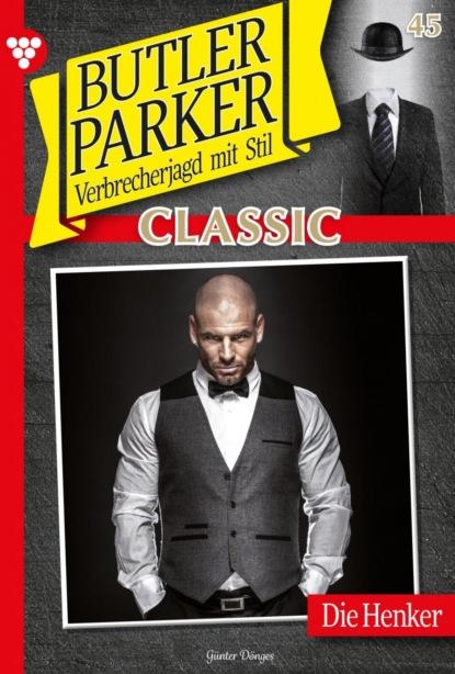 Butler Parker Classic 45 – Kriminalroman
