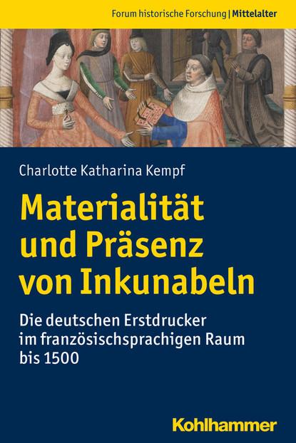 Charlotte Katharina Kempf Materialität und Präsenz von Inkunabeln christiane nill theobald endlich wieder montag die neue lust auf leistung